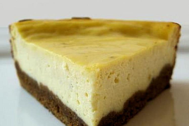 Cheesecake à la ricotta