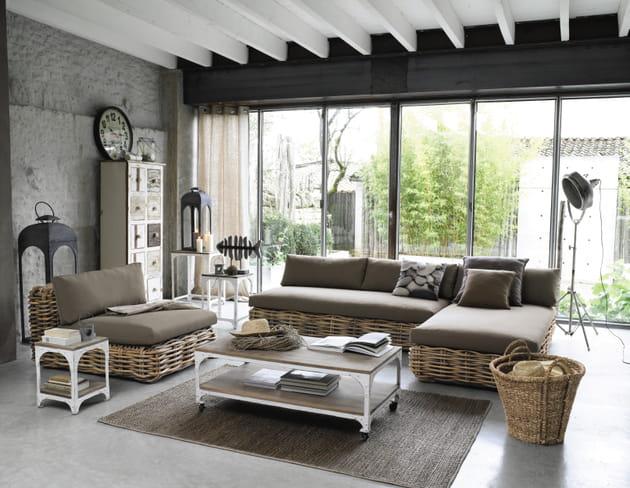 ensemble formentera in out par maisons du monde. Black Bedroom Furniture Sets. Home Design Ideas
