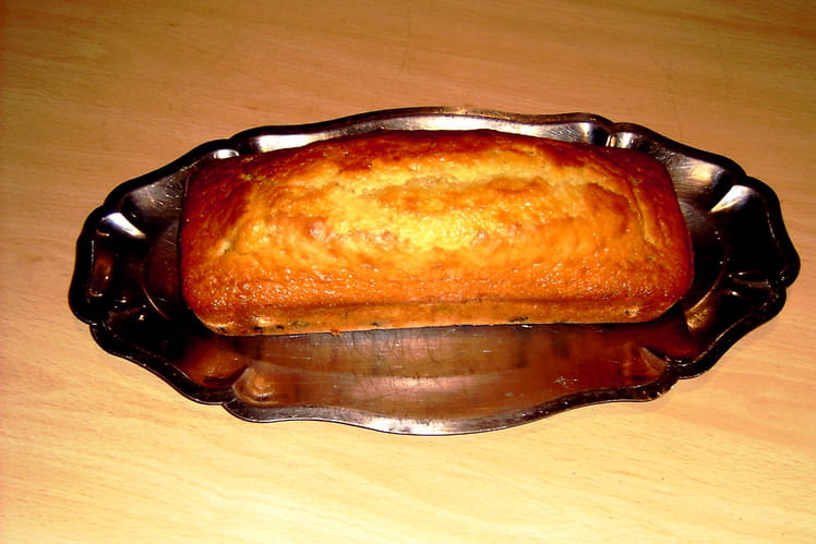 Cake pépites de chocolat au yaourt