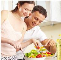 il ne faut pas se mettre à la diète en cas d'hypertension ! il faut manger