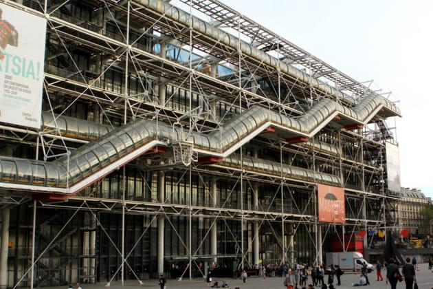 Rendez-vous au Centre Georges-Pompidou