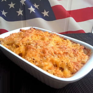 macaroni mac & cheese