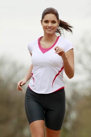 faites votre jogging de préférence aux heures les plus fraîches.