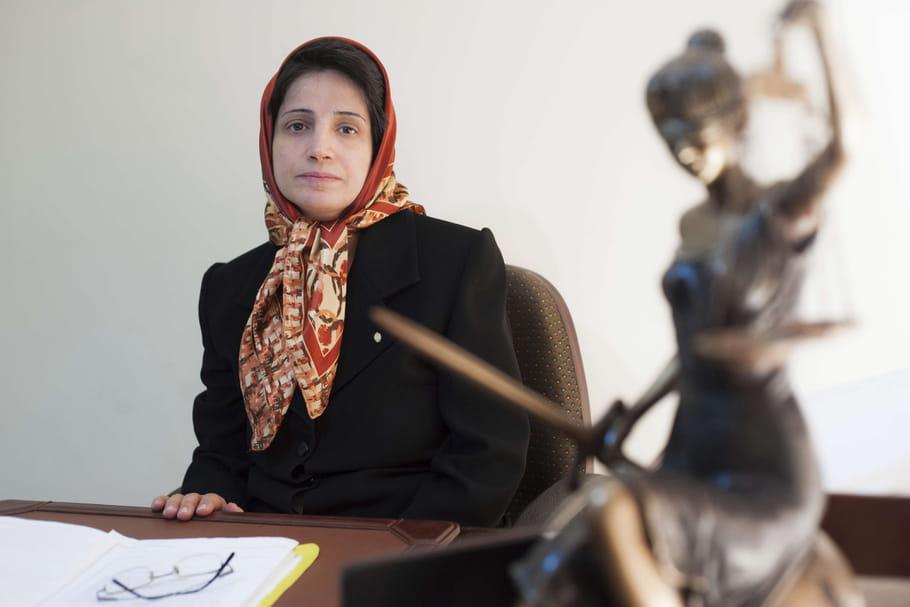 33ans de prison et 148coups de fouet pour l'avocate Nasrin Sotoudeh