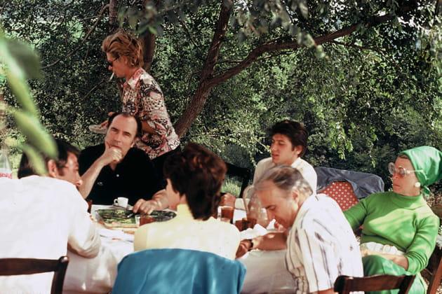 En famille, 1975