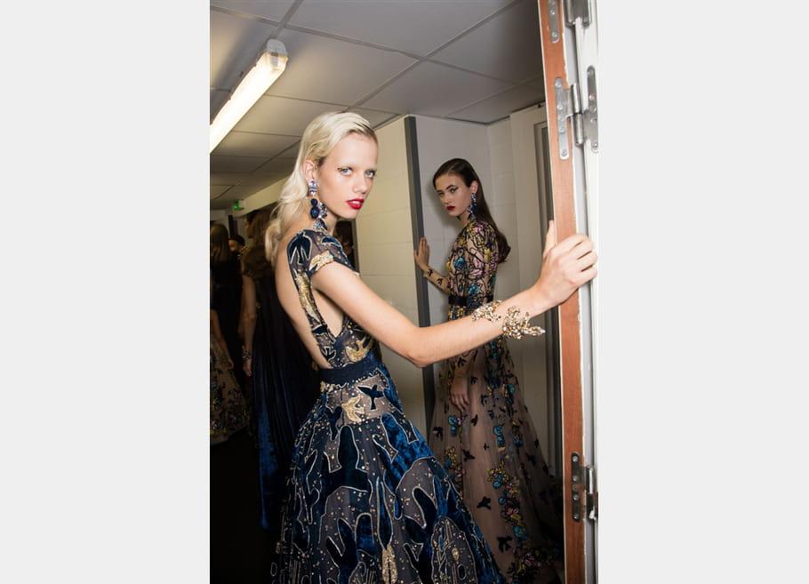 Elie Saab (Backstage) - photo 24