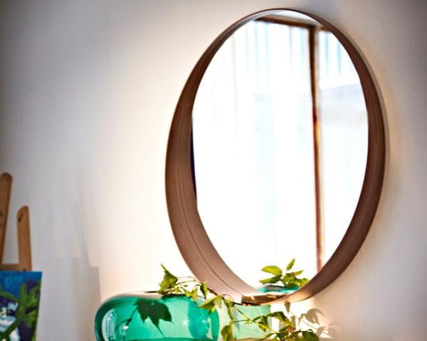 miroir scandinave. Black Bedroom Furniture Sets. Home Design Ideas