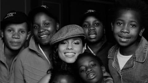 Kiehl's s'engage auprès d'Alicia Keys et son association Keep a Child Alive