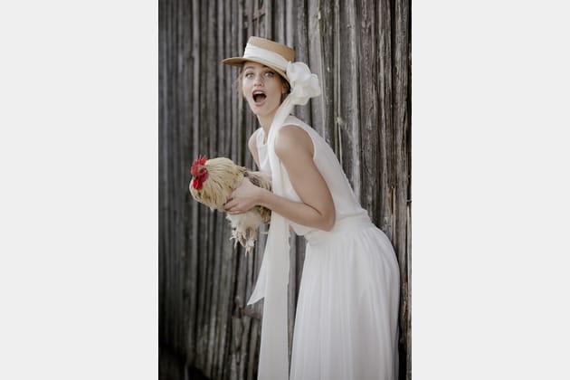 Robe de mariée Mamzelle Victoire, Victoire Vermeulen