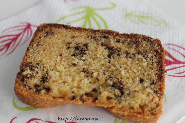recette de cake aux vermicelles de chocolat la recette facile. Black Bedroom Furniture Sets. Home Design Ideas