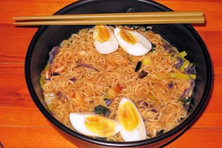 Ramen : la meilleure recette de soupe de nouilles japonaises