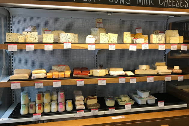 Androuet: boîte à fromages