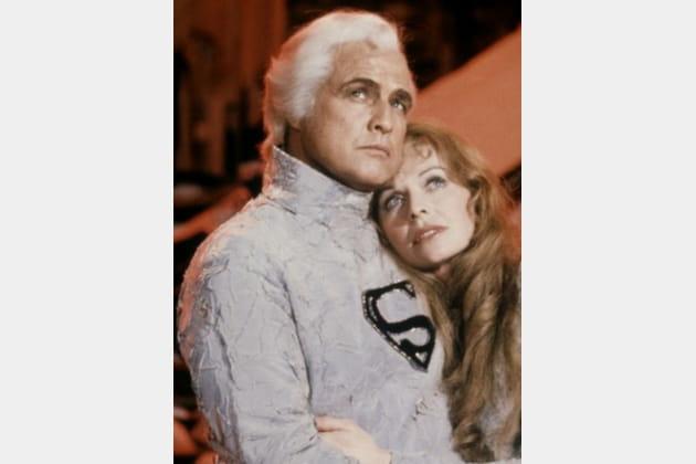 Mort Marlon Brando Superman, 1978