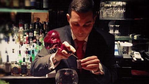 Bar à Bulles de l'Intercontinental Paris Le Grand