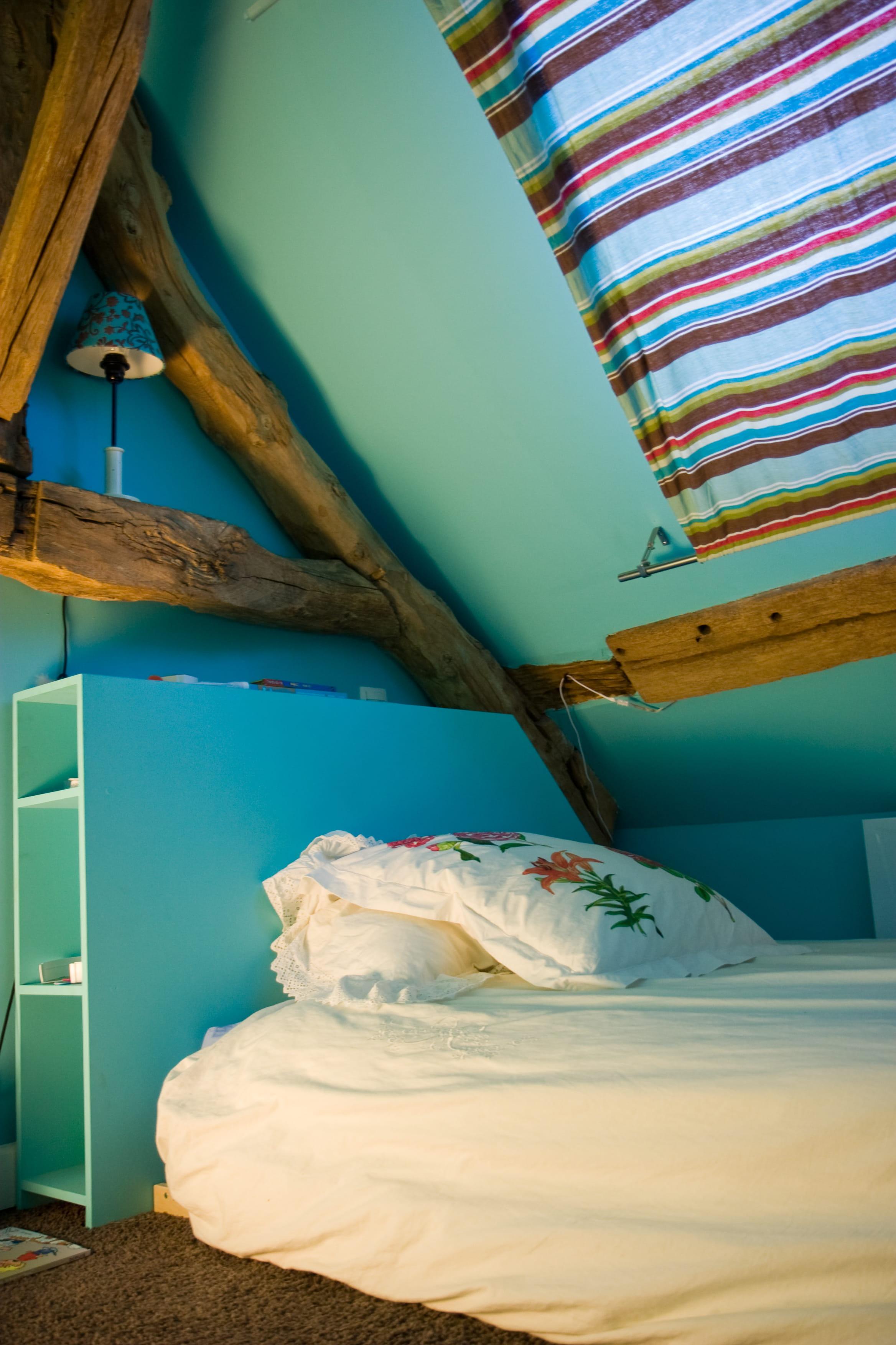 poutres apparentes 10 id es pour les mettre en valeur. Black Bedroom Furniture Sets. Home Design Ideas