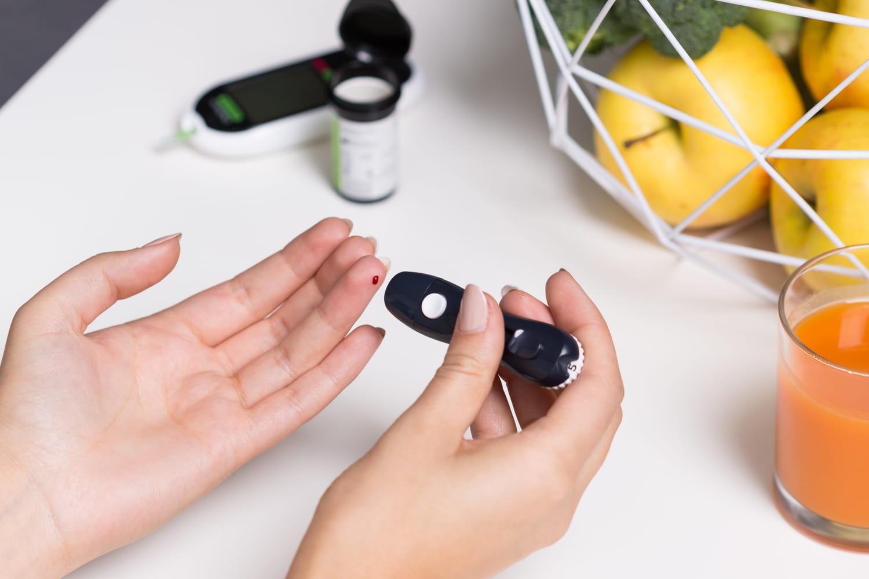 Vers une autonomie du contrôle de la glycémie en cas de diabète