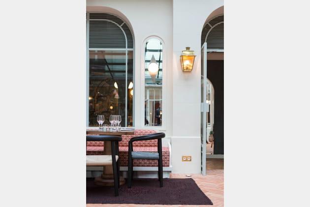 Inspirations vintage côté restaurant