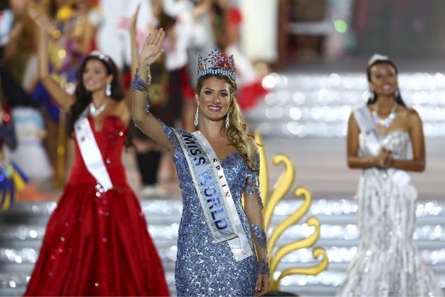 Miss Monde et ses dauphines