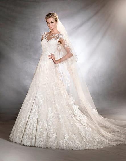 Robe de mariée Orive, Pronovias