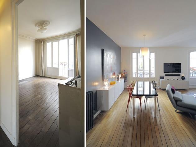 Un appartement contemporain