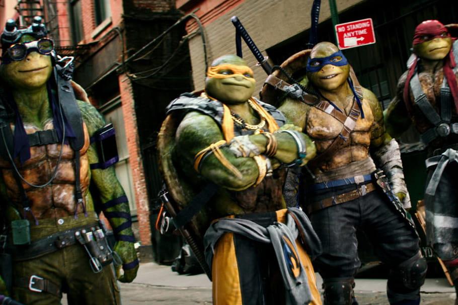 Ninja Turtles 2 : la bande-annonce finale
