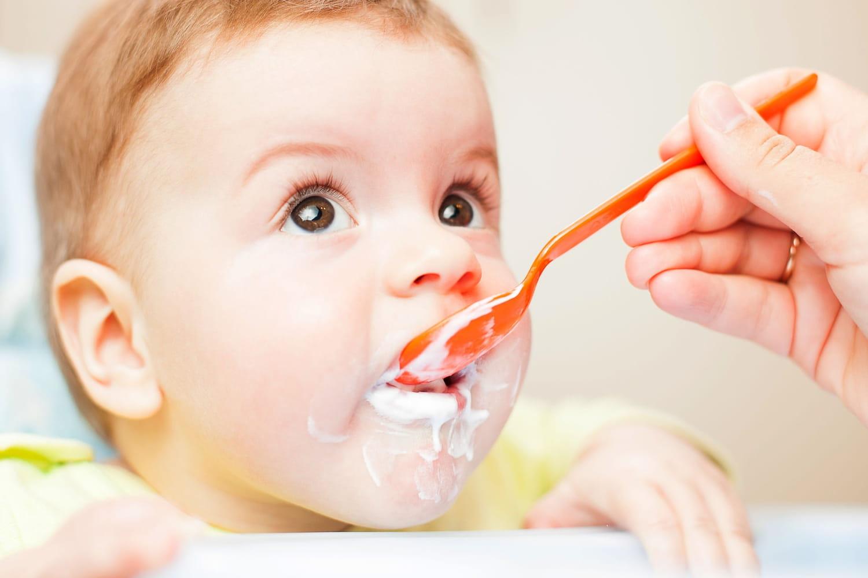 Alimentation du bébé à 11mois