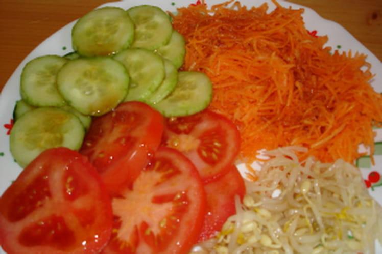 Salade fraîcheur light