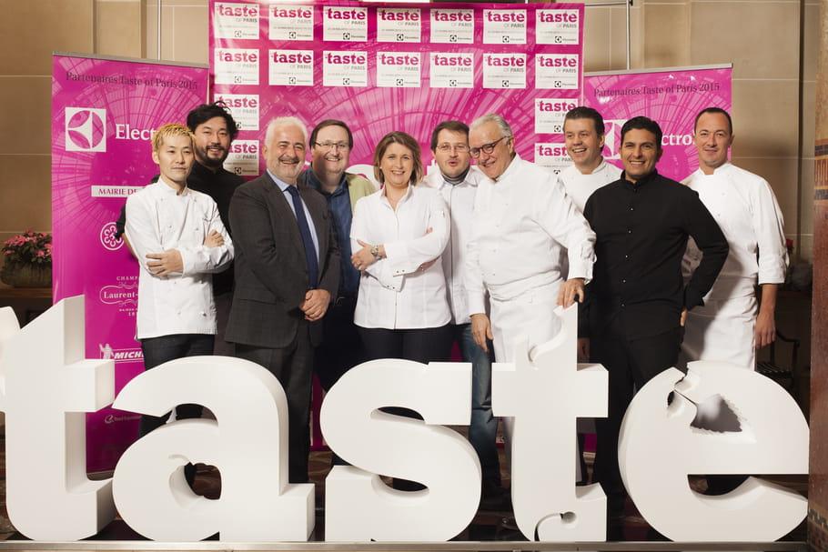 Taste of Paris : le festival investit le Grand Palais