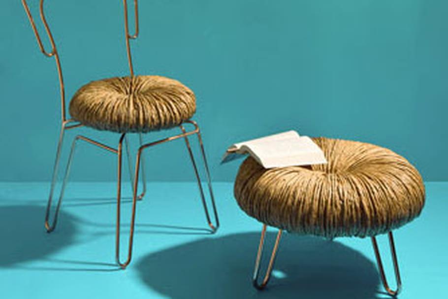 L'objet du désir : les sièges Donut d'Alessandra Baldereschi
