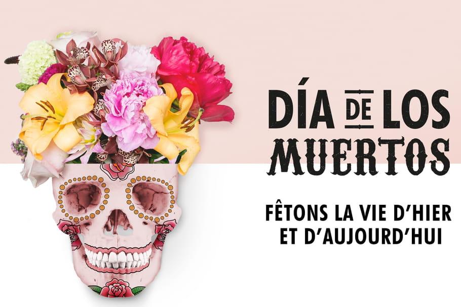 Día de los Muertos: une autre manière de célébrer la Toussaint