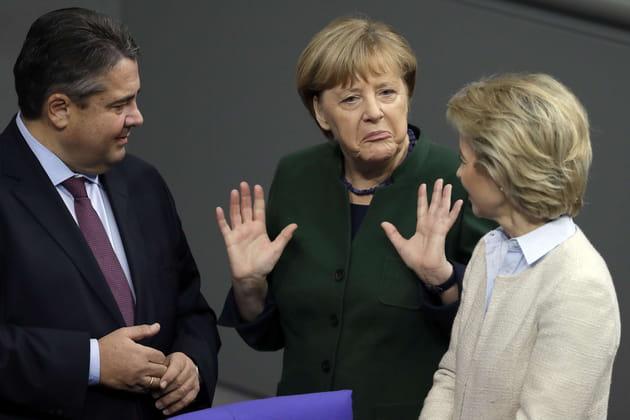 "Angela Merkel: ""Ach"" que tout va bien!"