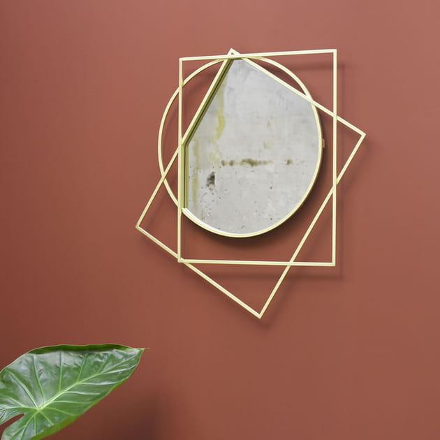 Un miroir géométrique