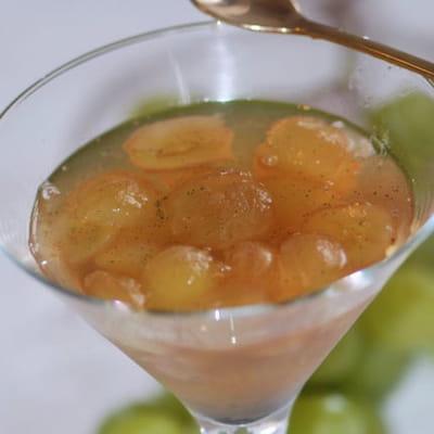 raisin en gelée épicée
