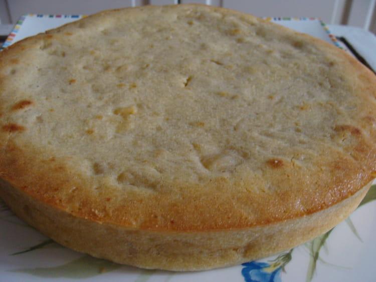 recette de gâteau moelleux à la compote de pommes : la recette facile