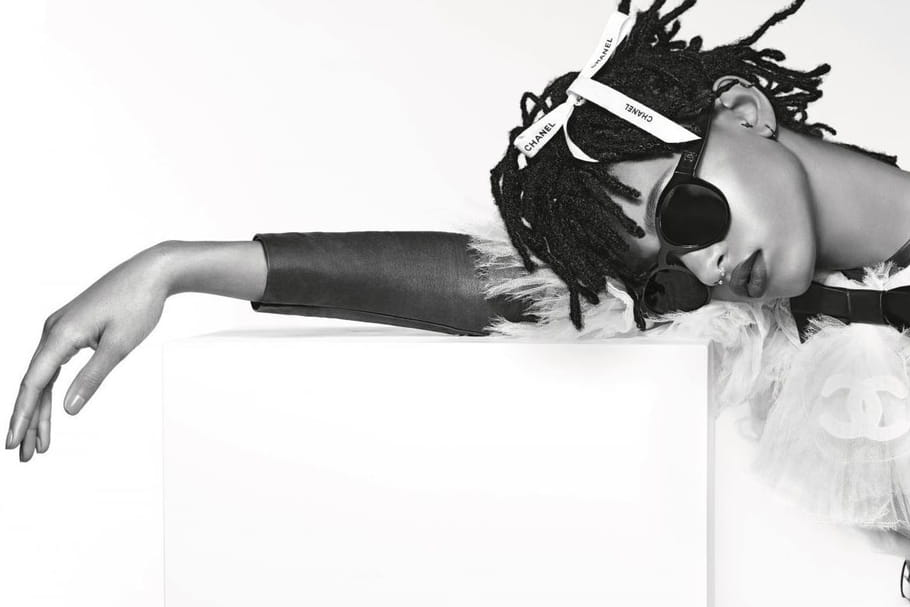 Willow Smith, star de la nouvelle campagne Chanel