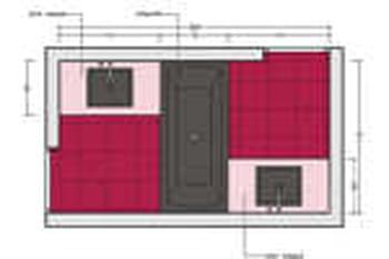 10 plans pour une mini salle de bains for Mini salle de douche avec wc