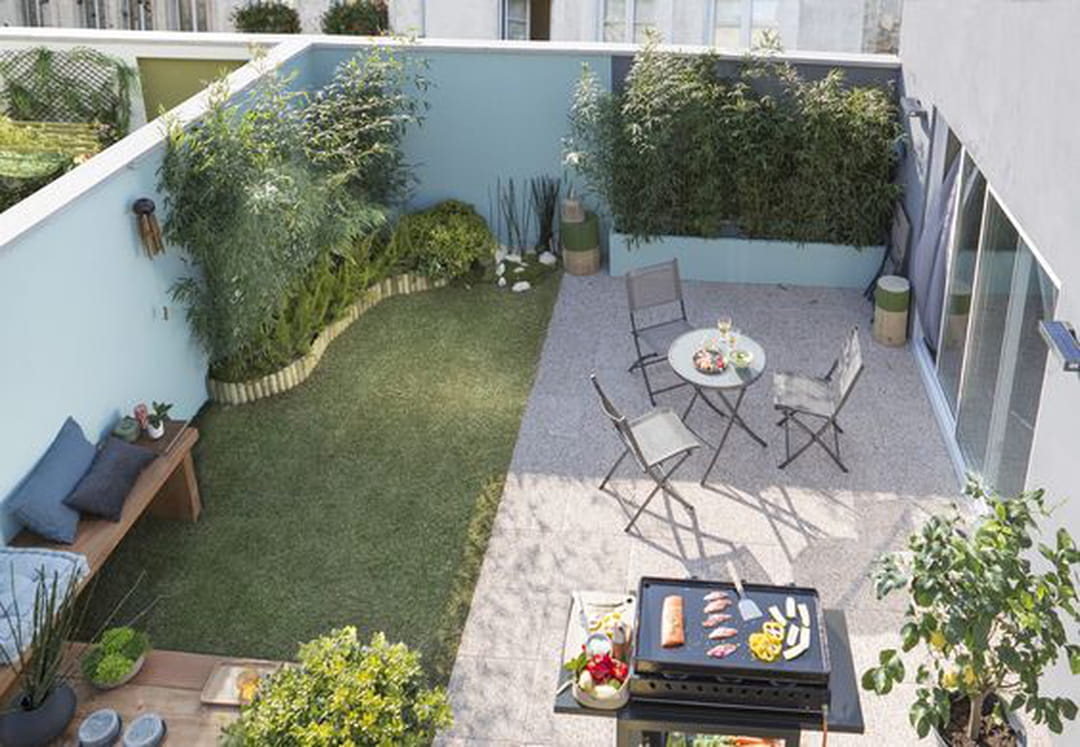 Stunning amenager son jardin d agrement gallery design for Amenager petit jardin 50m2