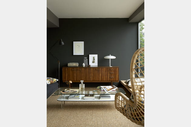 peinture jack black little greene. Black Bedroom Furniture Sets. Home Design Ideas