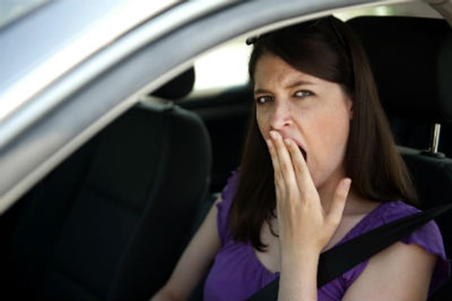 Un conducteur sur 10 s'endort au volant en se rendant au travail