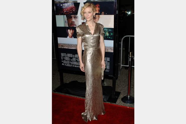Cate Blanchett le 5novembre 2006