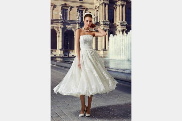 Robe de mariée Dufresne, Pronuptia