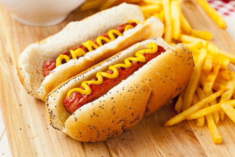 Hot dog facile