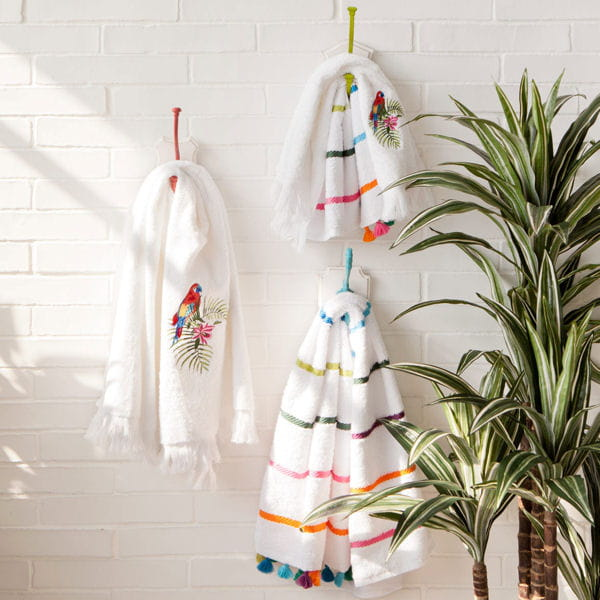 Serviette à perroquet de Zara Home