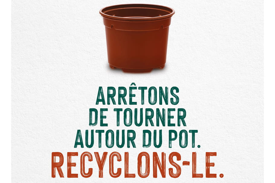 Avec Botanic, arrêtons de tourner autour du pot, recyclons-le!