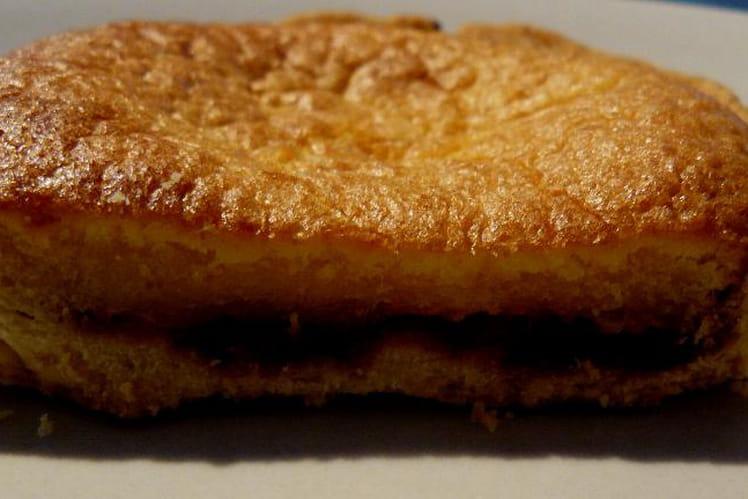 Tartelettes à la crème d'amandes et confiture