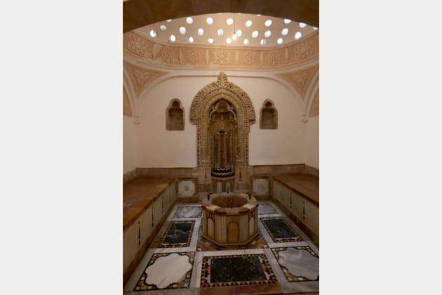 La bains du palais de Beiteddine