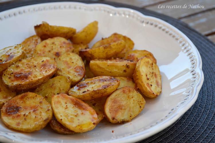 Pommes de terre rôties à la fleur de sel d'Ifaty au piment d'Espelette