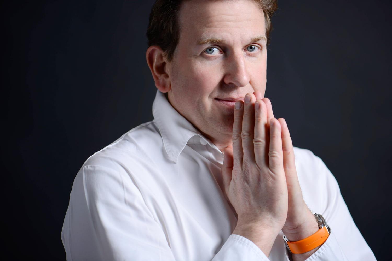Christophe Felder, le prodige de la pâtisserie