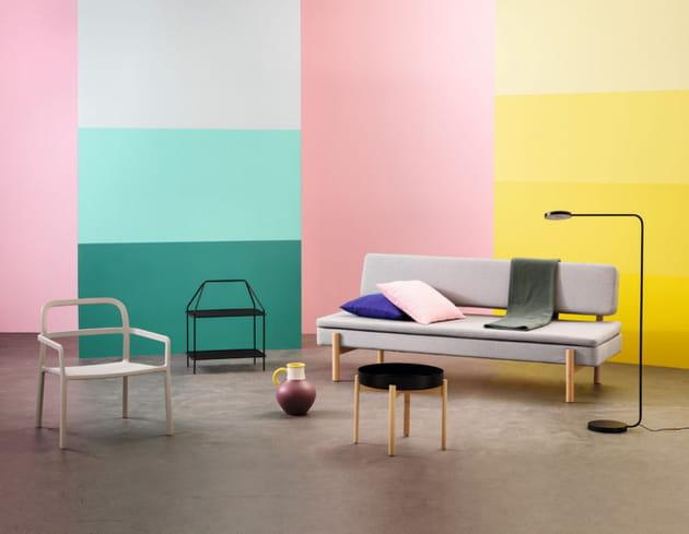 Salon Ypperlig Ikea x Hay