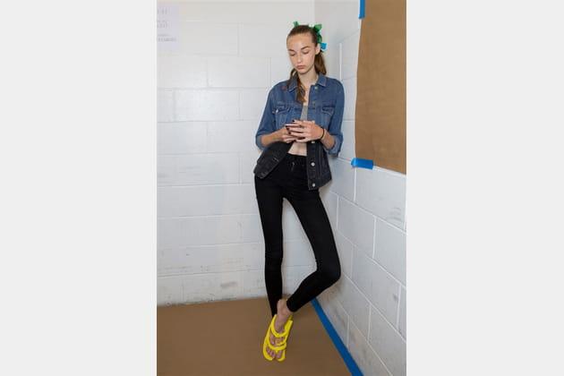 Monique Lhuillier (Backstage) - photo 14